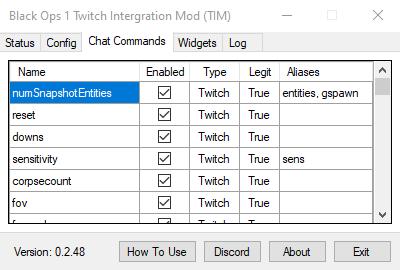 Twitch Mod Logs